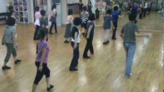 Hey Big Spender - Line Dance (Demo & Walk Through)