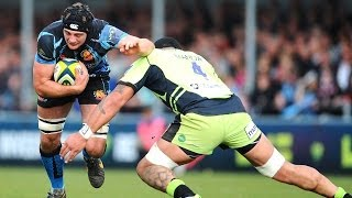 Exeter Chiefs vs Northampton Saints - LV= Cup 2013/14 Final
