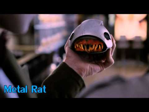 Doctor Who Unreleased Music - Closing Time - Cyber Rat