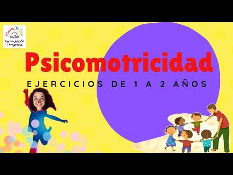 Magnificos Ejercicios De Psicomotricidad Bebes 1 A 2 Anos Youtube