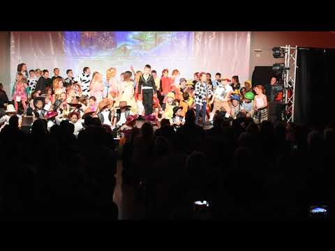 Glenview Primary Junior School Production 2018