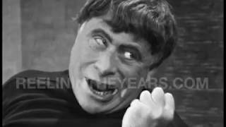 Brother Theodore & Jerry Lewis- Interview/Argument 1966 [Reelin' In The Years Archive]