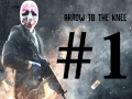 NEW SERIES - Arrow to the Knee Challenge #1 - Jewellery Store | Payday Challenge