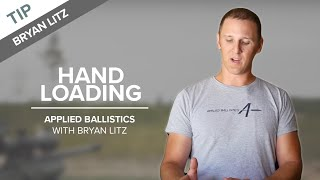 Handloading for Long-range Shooting | Applied Ballistics