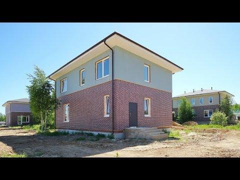 Новый коттеджный поселок Ритмы Природы на Киевском шоссе в Афинеево, 25 км от МКАД