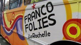 Les Francofolies de La Rochelles s