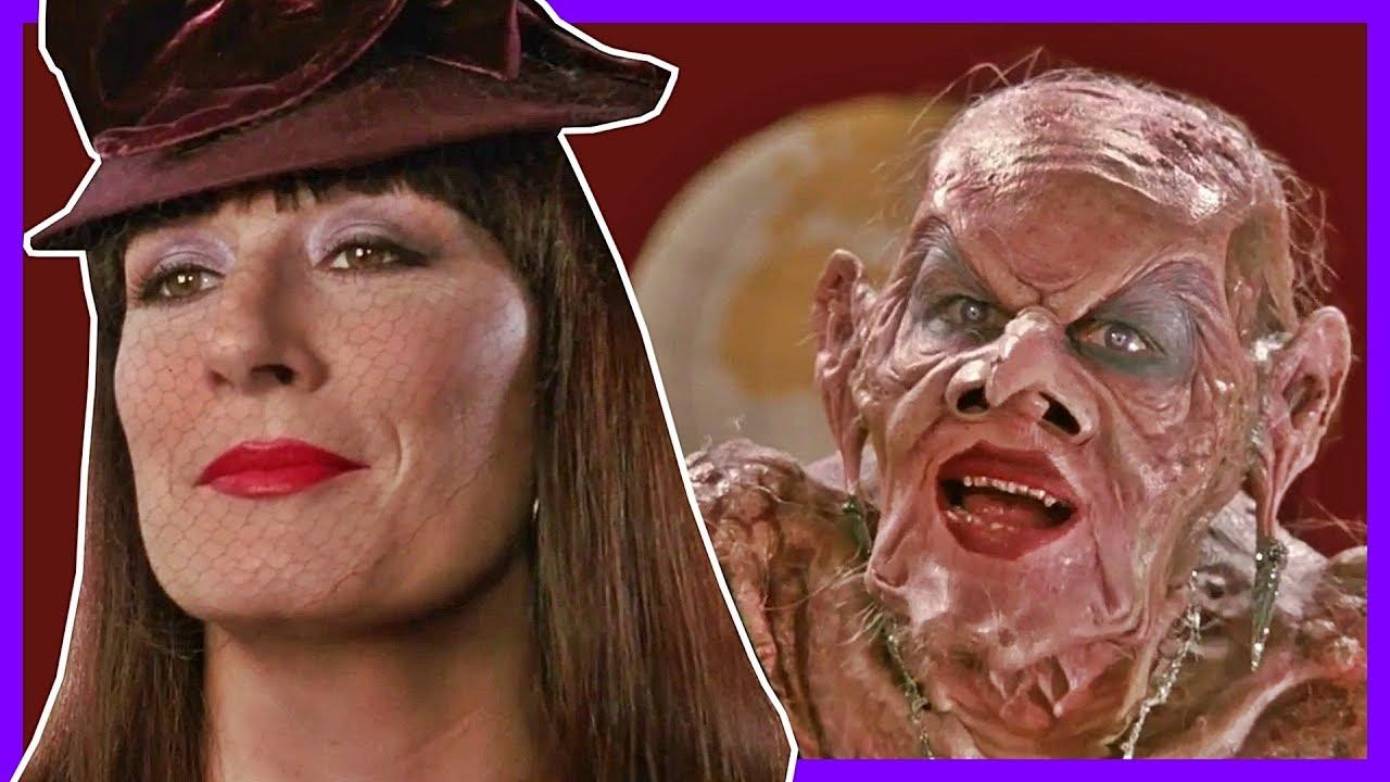 10 Curiosidades Sobre O Filme Convencao Das Bruxas Youtube