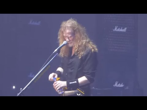 Dave Mustaine Gives Powerful Update On Cancer Treatment
