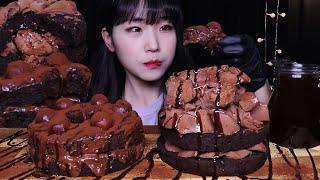 SUB)누텔라 초코 케이크, 초코 아이스크림 케이크 초…