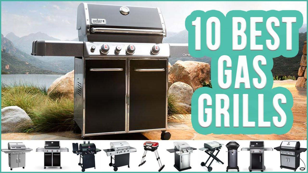 best gas grills 2016 top 10 gas grills to buy toplist youtube. Black Bedroom Furniture Sets. Home Design Ideas