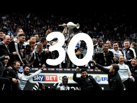 Newcastle United   Top 30 Goals 16/17