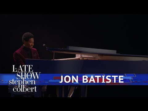 Download Youtube: Jon Batiste Performs