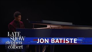 Jon Batiste Performs