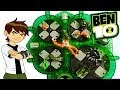 Ben 10 Buildable Alien Heroes Ultimate Alien Creation Chamber Toys Review video