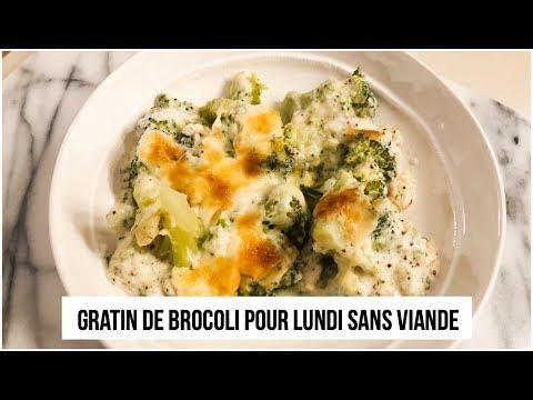 recette-de-gratin-de-brocoli-pour-lundi-sans-viande---cuisine-végétarienne