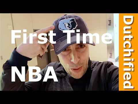 First Time NBA Memphis Grizzlies