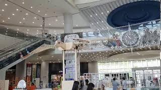 과천과학관 오토마타 조형물, KOREA Gwacheon…