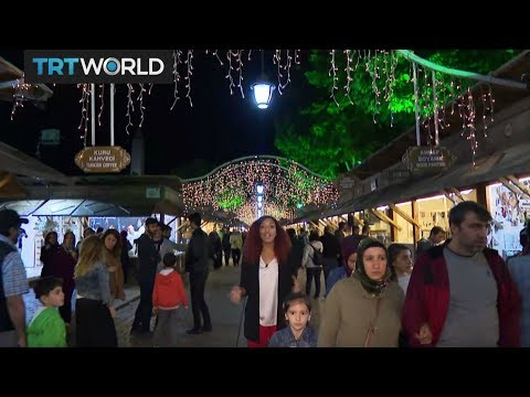 Showcase: Ramadan celebrations in Istanbul