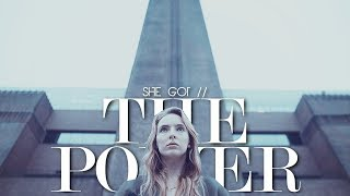 ► villanelle | she got the power