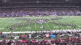 Halftime: Ohio State at TCU (Blues Brothers 2018)