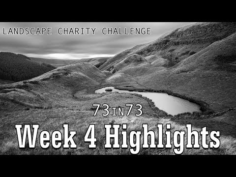 73in73 - A week of photography in the Peak District