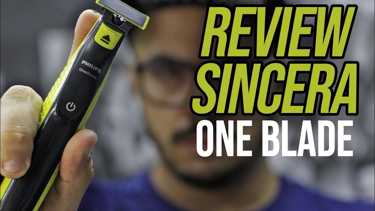 8bdeba23d Philips Oneblade: VALE A PENA COMPRAR ESTE BARBEADOR? | REVIEW - YouTube