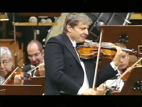 Prokofiev: Violin Concerto No  2 | Uto Ughi, Violin | Yoav Talmi, Conductor