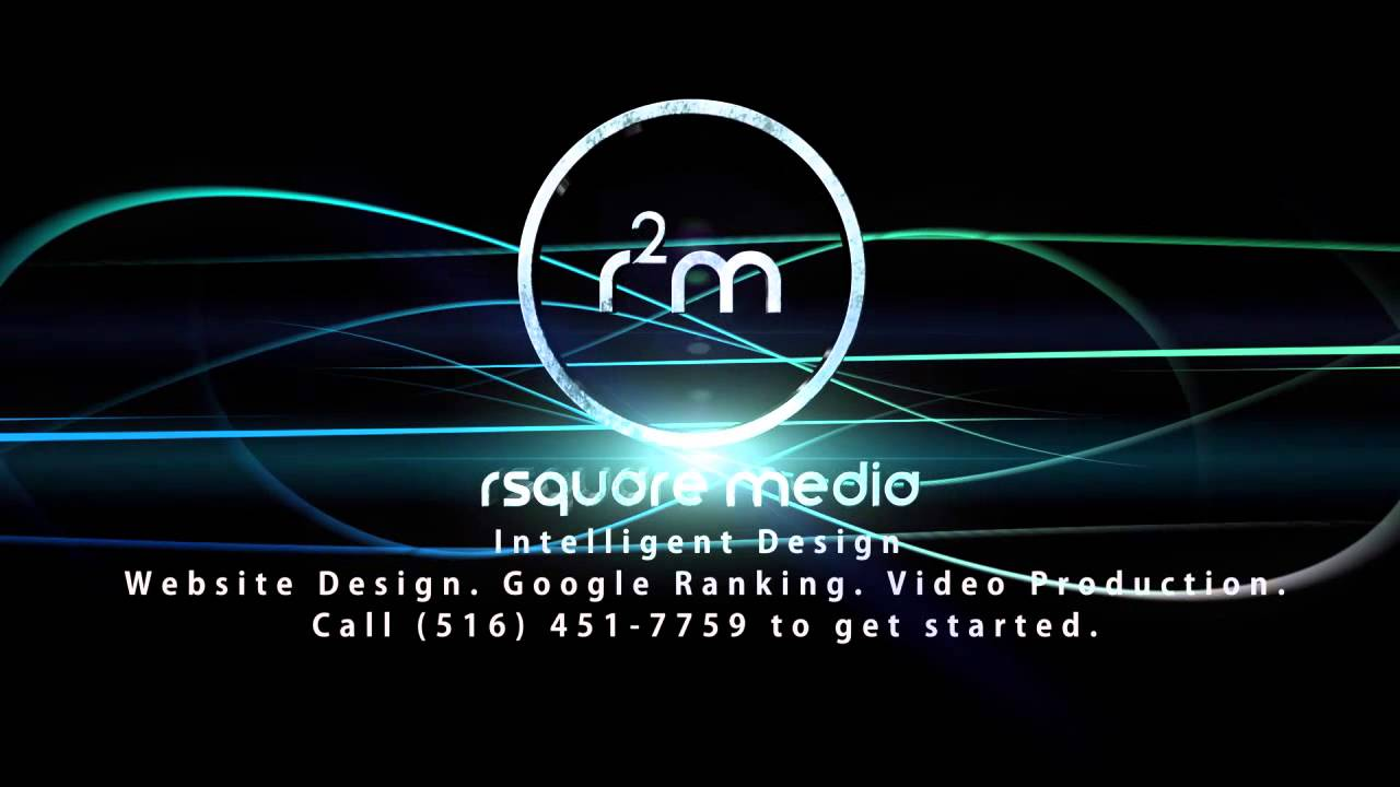 Rsquare Media Website Design Company Hempstead Long Island Nyc Youtube