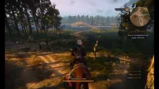 the witcher 3 wild hunt gameplay nvidia geforce 840m hd