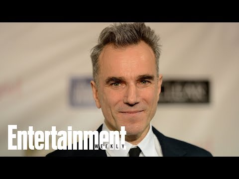 Daniel Day-Lewis Retires From Acting After Taking A Sabbatical | News Flash | Entertainment Weekly