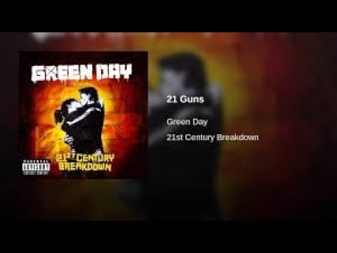 Green Day - 21 Guns 1 Hour