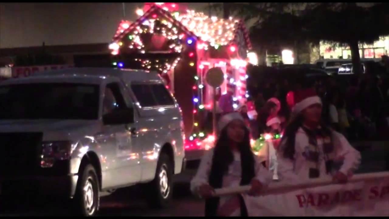 Santa Maria Christmas Parade of Lights - YouTube