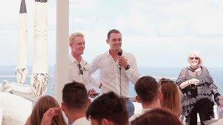 JUST FOOTAGE - Raw Footage Wedding Videography Sydney: Best Man's Speech