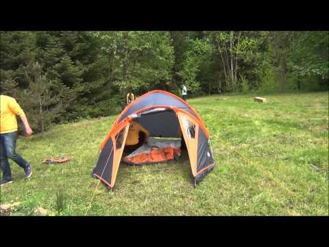 Туристическая палатка Trek Planet Hudson 3