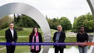 Yvelines | La gauche unie pour les départementales dans le canton de Montigny-le-Bretonneux