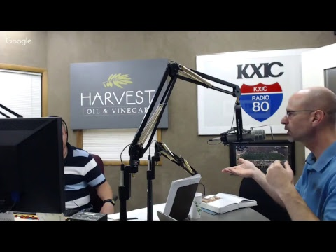 PAWSitively Petland Radio Show - Soft Coated Wheaten, CHEWING