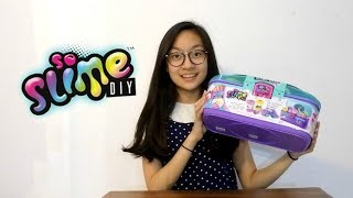 MAKING SO SLIME DIY !