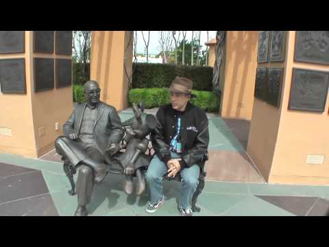 Tour the Walt Disney Studio's lot with two Disney Cast Members