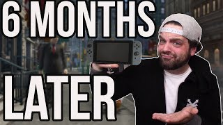 Nintendo Switch 6 Months Later - Is It STILL Worth It? | RGT 85