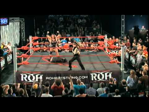 ROH Wrestling TV Ep - 50 (Air Date 9/1/12) #WatchROH