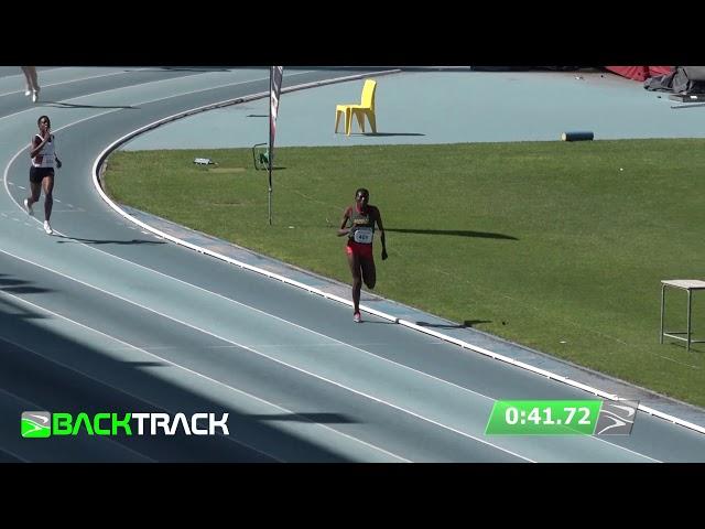 Precious Molepo girls u15 Sensational 400m victory!!!