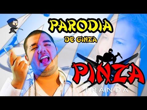 "PARODIA GINZA (J BALVIN) - ""PINZA"" - FRANDA - 2015"