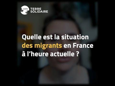 Coronavirus et migrants, que fait la France ?