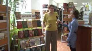 ТВЭл - Книжная выставка в Центральной Библиотеке