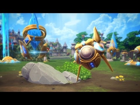 Heroes of the Storm: Sondius impressões e gameplay. Vale a p