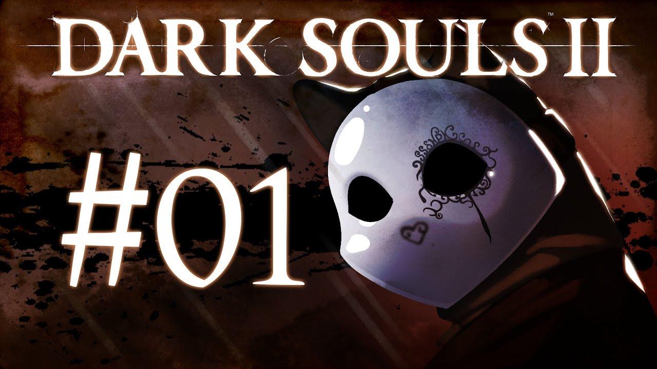 Dark Souls 2 2014 All Cutscenes Walkthrough Gameplay: Dark Souls 2 Gameplay Walkthrough W/ SSoHPKC Part 1