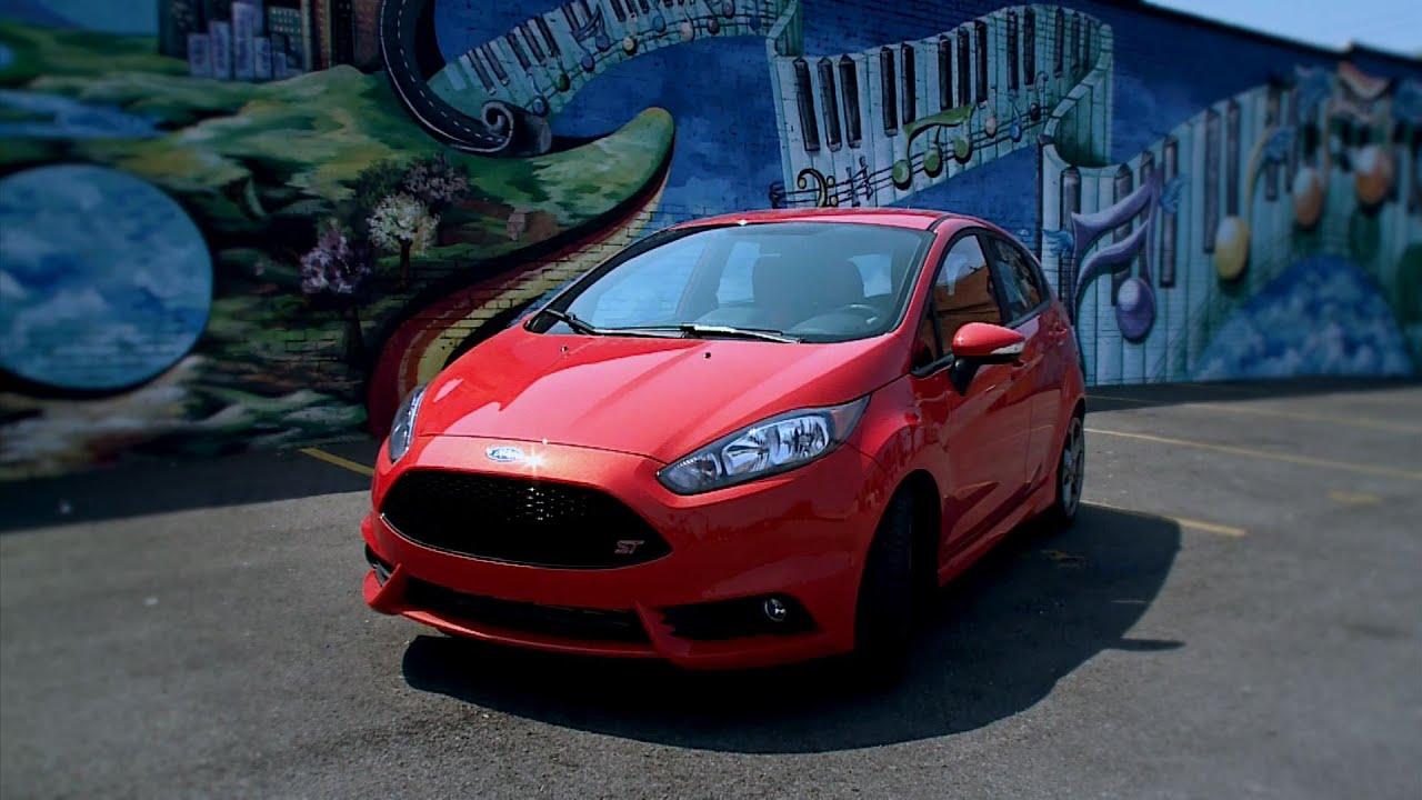 Box Cars 2015 Ford Fiesta St Youtube