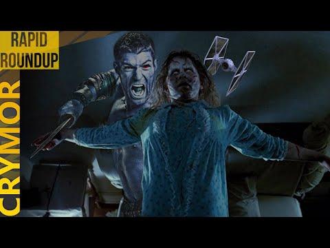 The Exorcist: Legion, DreadEye VR, Star Traders, Gladiator School | Rapid Roundup #6