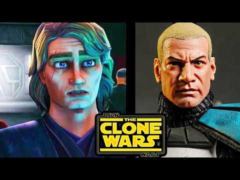 Why Anakin LOVED Captain Rex During the Clone Wars  Star Wars Explained
