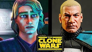 Why Anakin LOVED Captain Rex During the Clone Wars - Star Wars Explained